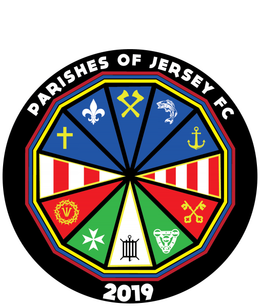 Parishes of Jersey Badge with 2019